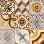 Porcellanato Patchwork Hd 60x60 Modelo Mosaico Portugues
