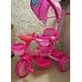 Triciclo Infantil C/ Cobertura Proteção Pedal Luz E Musica
