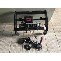 Guincho Elétrico Warn M8000 Tração 8000lb (3630kg)