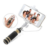 Mini Bastao Pau De Selfie Compacto Para Celular Lg K10