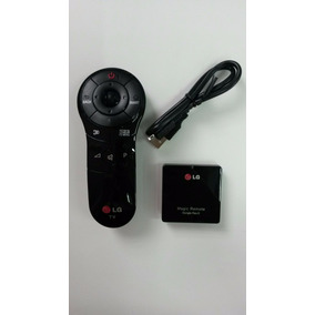 Controle Remoto Lg Magic Motion An-mr400 + Dongle Novo