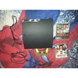 Playstation 3 Slim 160 Gb Con 7 Juegos