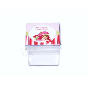 150 Caixinhas Acrílico 5x5 Personalizadas Para Lembrancinhas
