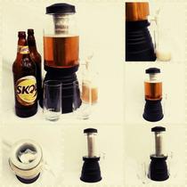 Torre De Chopp# Chopeira# Cervejeira Com 2/dispenser De Gelo