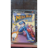 Ps2 Playstation 2 Megaman Aniversary Collection Sellado