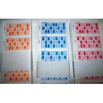 6048 Cartones Para Lotto Bingo Loteria Troquelados