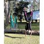 Columpio - Aero Yoga- Pilates- Hamaca - Listo Para Instalar!