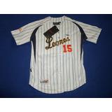 Oferta Camisa Beisbol Leones Caracas Navegantes Magallanes