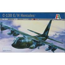 Hércules C-130 Italeri+calcas Fuerza Aérea Argentina En 1/72