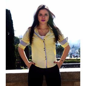 Camisa Social Feminina Bonita E Barata