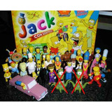 Muñecos Huevo Jack Simpsons 2009, Completa Tu Coleccion !!!