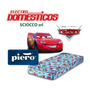 Colchon 1 Plaza Piero Espuma Disney 0,80 X 1,90 X 0,18 Lanus