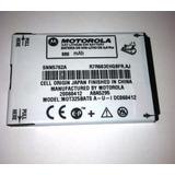Bateria Original Motorola Em330 A1200 Ming C168i C290 V195