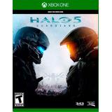 Juego Halo 5 Xbox Halo 5 Guardians Xbox One Nuevo Fisico