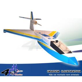Aeromodelo Hidroavião Polaris - Kit Para Montar Em Depron