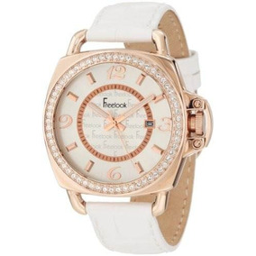 Reloj Freelook Ha1093rg-9 Blanco