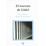 Teorema De Godel, El / 4 Ed.; Ernest Nagel Envío Gratis