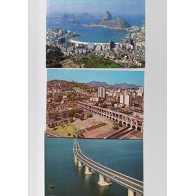 Cartão Postal - Posia Rio De Janeiro - 140 Diferentes