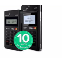 Máquina De Cartão Portátil Sem Aluguel Frete Grátis