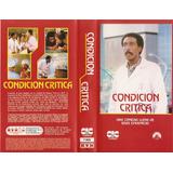 Condicion Critica Richard Pryor Ruben Blades 1986 Vhs