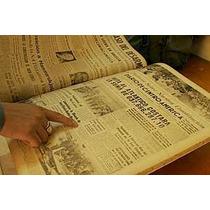 Diarios Antiguos Originales Del Dia De Tu Nacimiento!!