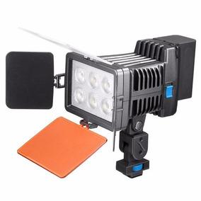 Iluminador Led-5010a + Bateria F570 (1:30hrs) + Carregador