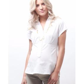 Camisa Para Embarazadas (diseño Urbano - Tienda Oficial)