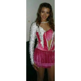 Traje De Baile O Patin Artistico