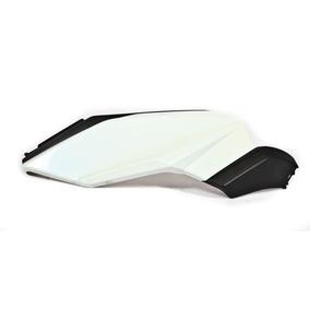 Carcasa Izquierda Optica Blanco Motomel Sirius 250