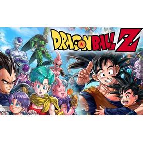Coleção Dragon Ball Z Completa + Frete Grátis + Brinde!
