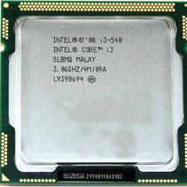 Placa Mãe Pcw Lga1156 Ipmip-gs + Processador I3 540 + Cooler