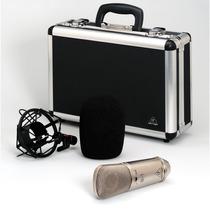 Microfone Behringer B1 Pro Condensador Original+case+shock M