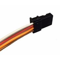 Chicote Conector Do Botão Vidro Elétrico Gol G4 Dianteiro