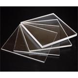 Plancha Placa Acrílico Cristal 1290 X 1860 X 4mm - Oferta!