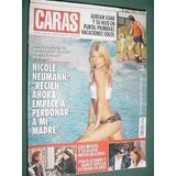Revista Caras 1097 Nicole Neumann Silvina Luna Duplaa Suar