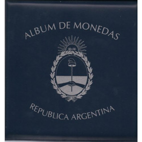 Album Para Guardar Monedas Argentinas Tomo 4 Y 5