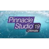 Pinnacle Studio Ultimate 19 + Bonus+ Envio Por Descarga