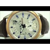 Relógio Jaguar J03ccrl01 D2mxcom Fundo Azul E P