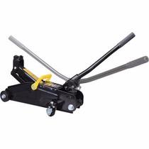 Gato Hidraulico De 3 Tonelas Black Jack Con Rotacion De 360