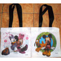 Bolsas Friselina Mickey Con Minnie 10 U Cotillon Souvenirs