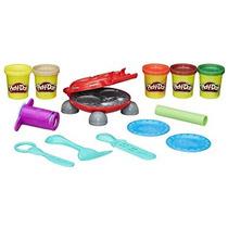 Juguete Play-doh Barbacoa Juguete Hamburguesa