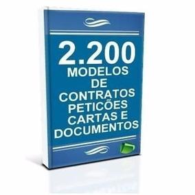 Pack +2000 Modelos De Documentos Editáveis Em Word