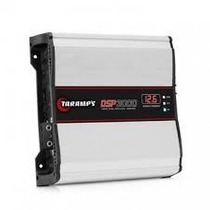 Amplificador Dsp3000 Rms 1 Ohms Com Voltímetro