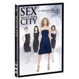 Dvd Sex And The City - 1ª Temporada | Novo E Original