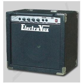 Amplificador Equipo P/bajo Basstech 30w Electrovox Decoud