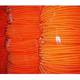 Caño Corrugado Naranja 3/4 Rollo De 25mts Envíos Al Interior