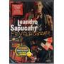 Dvd Leandro Sapucahy Favela Brasil - Original Lacrado!