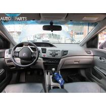 Kit Air Bag Honda Civic 2014 - Completo