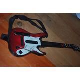 ¡wow! Guitarra De Wii Supercompleta Remato Envio Gratis