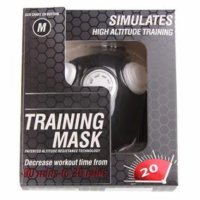 Elevation Training Mask Crossfit Ciclismo Box Pelea Mma